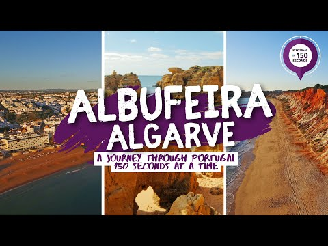 Portugal in 150 Seconds: Cities & Villages - Albufeira (2016)