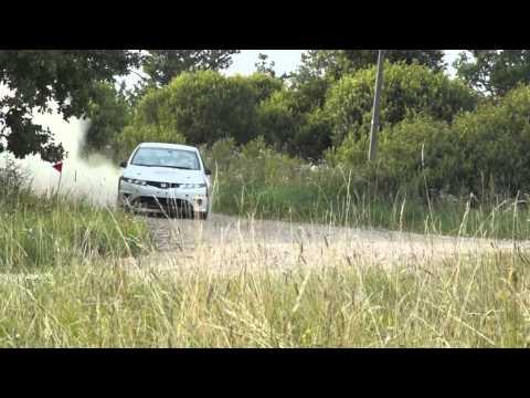 "WELLMAN Rally team in ""Autoplius 300 lakes rally"" #1"