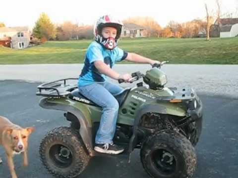 2002 Polaris Sportsman 90cc For Sale