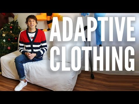 What Is Adaptive Clothing? | Tommy Adaptive