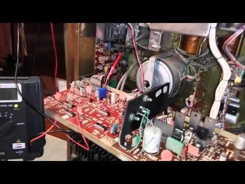 VovaMasterZvuk - Регулировка частоты вращения двигателя катушечного магнитофона