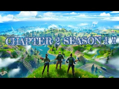 Yesss !!!How To Play Fortnite Without Xbox Live || Chapter 2 Season 1|| Part 1