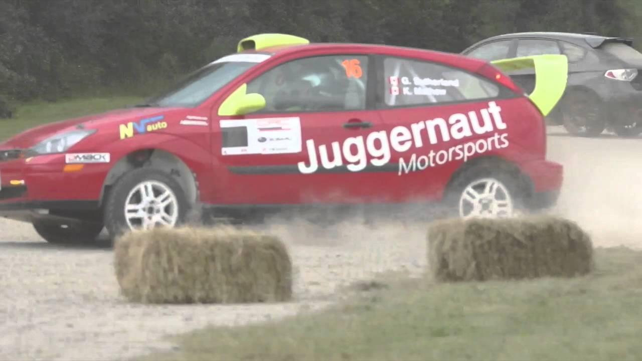 & Ford Focus ZX3 - KWRC Rallycross - YouTube markmcfarlin.com