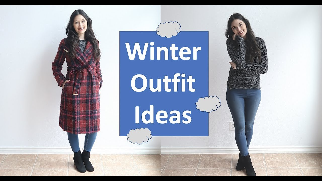 [VIDEO] - Winter Outfit Ideas 2