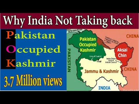 Why India Doesn't Take Back PoK [Hindi]