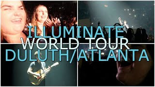 SEEING SHAWN MENDES LIVE | ILLUMINATE WORLD TOUR VLOG