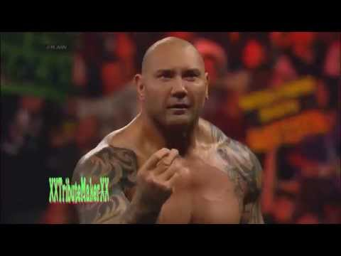Batista Tribute 2014 - From his return to WM 30