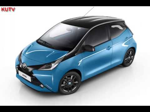 2016 toyota aygo x cite model uk range youtube. Black Bedroom Furniture Sets. Home Design Ideas
