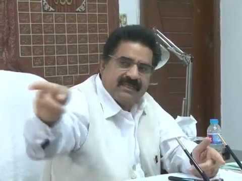 DMC West Municipal Commissioner Waseem Mustafa Soomro ...