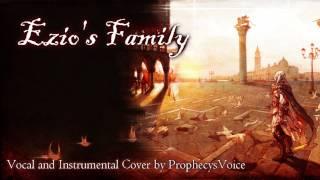 ezio s family full vocal instrumental cover ac ii ost