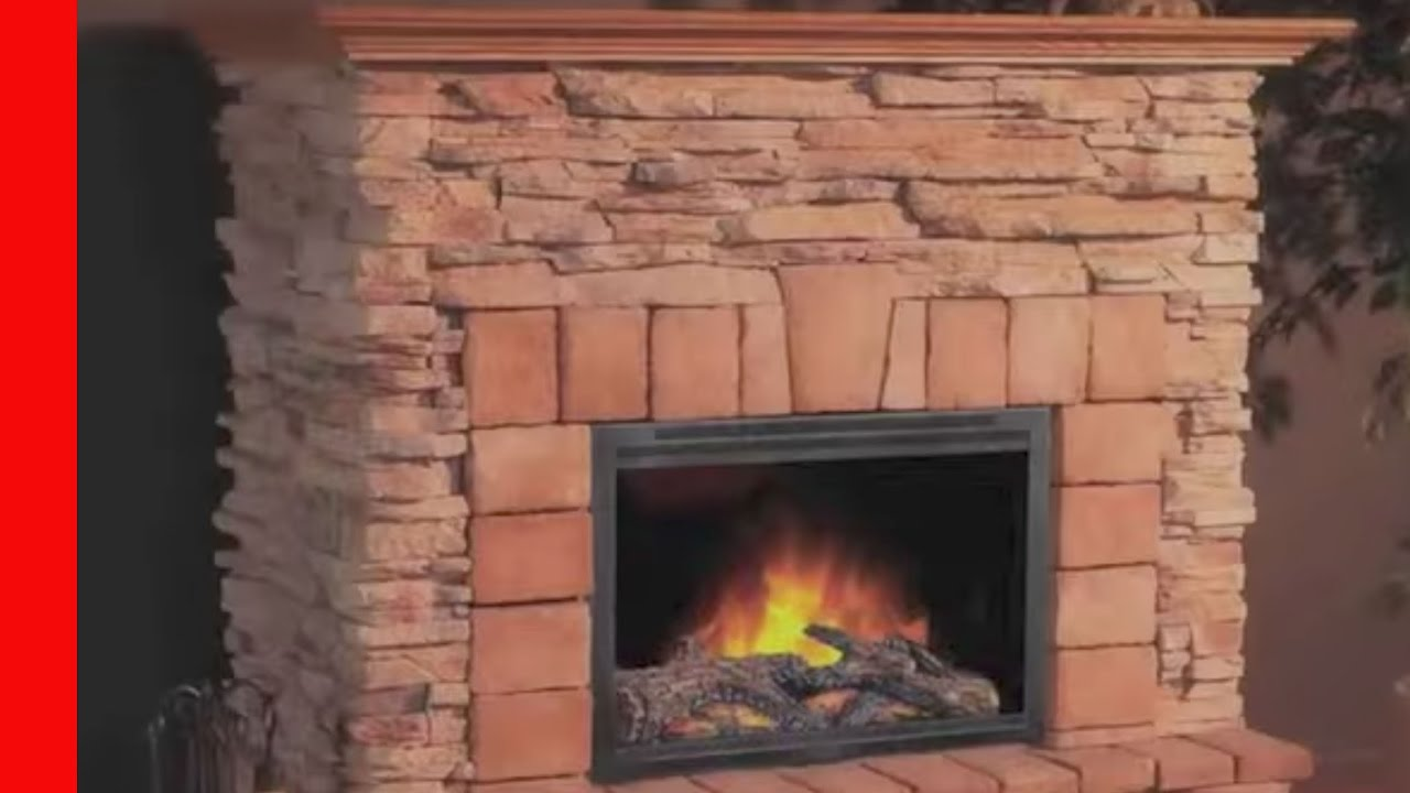 electric fireplace overview youtube