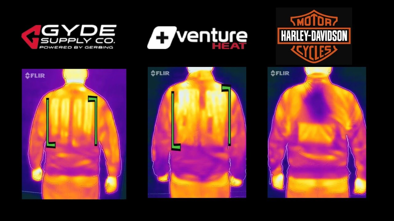 Heated Jacket Liner Comparison Video Youtube