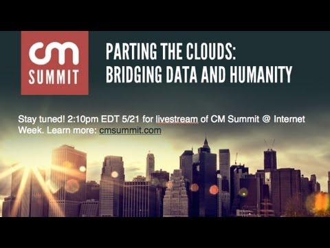 The CM Summit - Live Streaming from NYC (Afternoon)