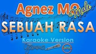 Agnez Mo - Sebuah Rasa MALE (Karaoke Lirik Chord) by GMusic