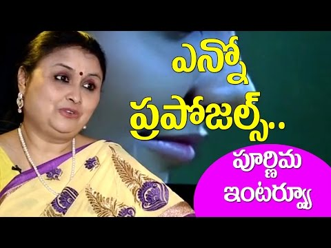 Actress Poornima About Her Family and Funny Moments | Special Chit Chat | Mudda Mandaram | 10TV