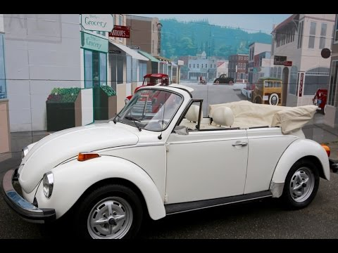 1979 Vw Super Beetle Convertible Sold Drager S International Clic 206 533 9600