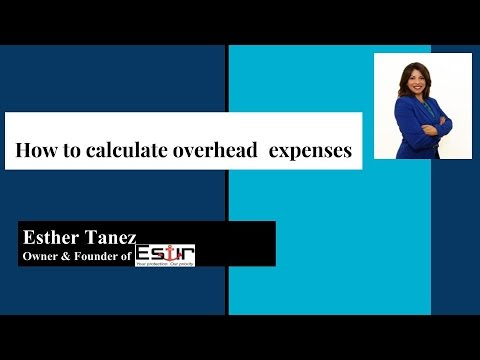 Over head expenses:what are business expenses (2017)