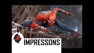 NOT AS HYPU? - Marvel's Spider-Man Gameplay Impressions