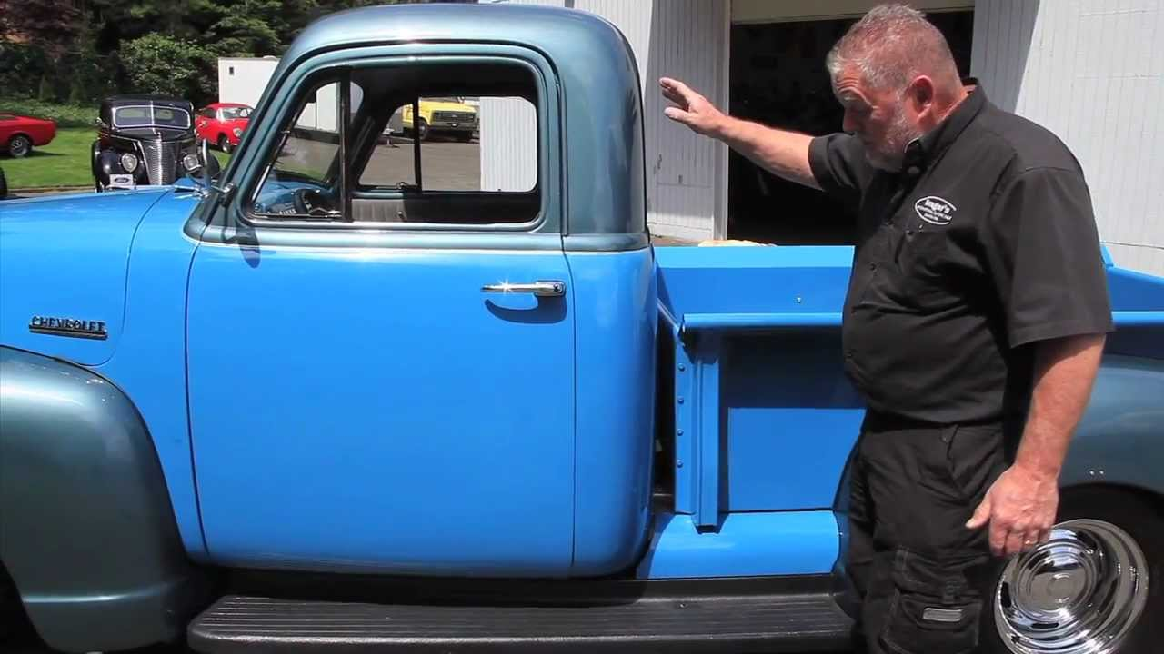 "1951 Chevy Pickup 454 Big Block ""SOLD"" Drager's ..."