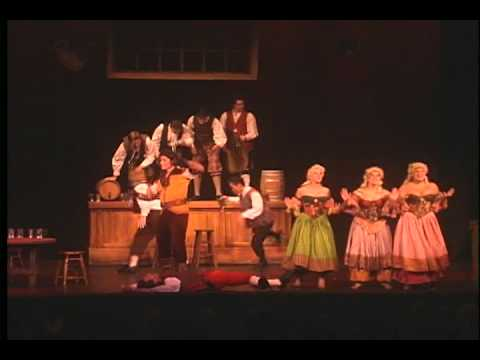 Gaston - Beauty and the Beast - Broadway Theatre of Pitman NJ 2007