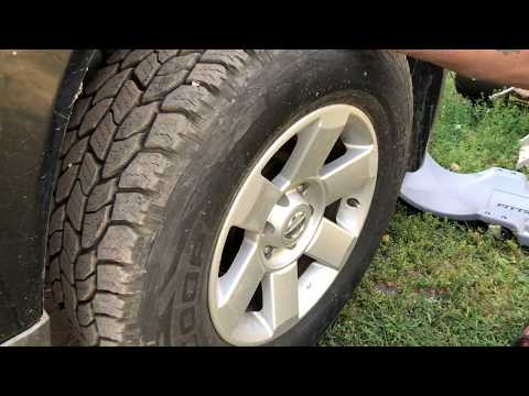 Bad WHEEL BEARING Nissan ARMADA Pathfinder