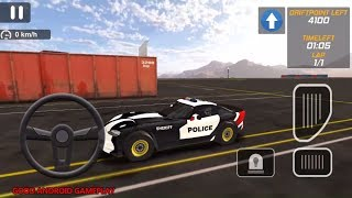 Police Drift Car Driving Simulator - NEW Super Police Vehicle Unlocked Android GamePlay FHD