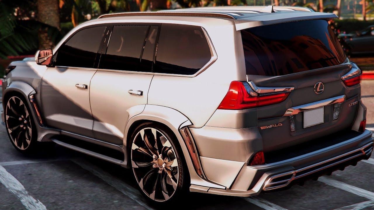 Lexus Lx 570 Super Suv Exterior And Interior 1080p