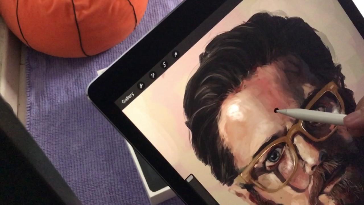 """iPad Pro 12.9"""" (2017) Unboxing - YouTube"""