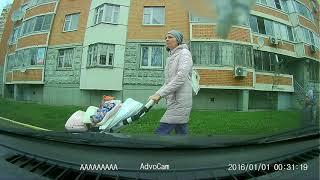 видео Видеорегистратор с режимом парковки