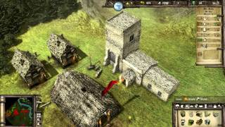 Stronghold 3 - 1080p Gameplay- [V.1.0.24037] First Release