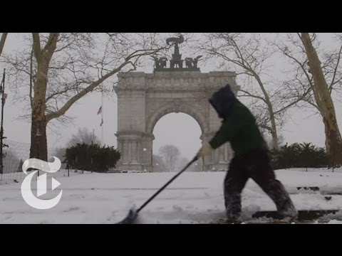 The Blizzard That Wasn't | The New York Times