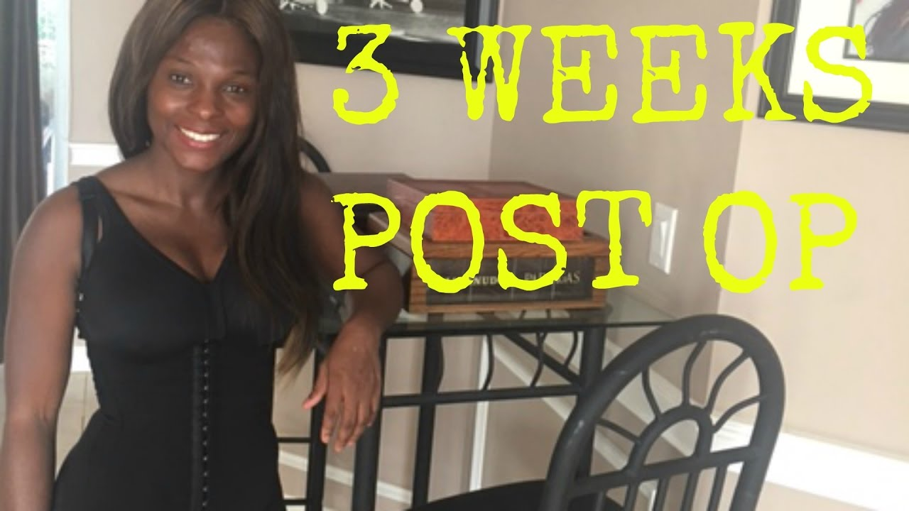2 weeks 4 days Tummy Tuck (Mommy Makeover) PostOp Update