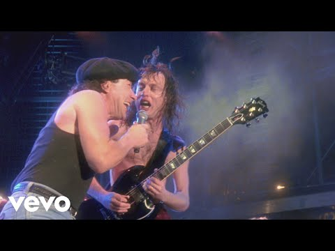 Смотреть клип Ac/Dc - Dirty Deeds Done Dirt Cheap