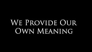 Lawrence Krauss - We Provide Our Own Meaning
