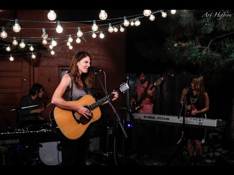 """Steady My Love"" - Lara Ruggles Backyard Sessions"