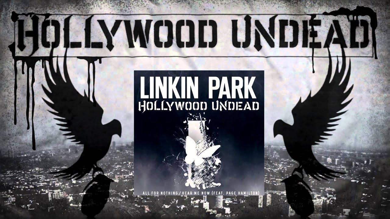 Скачать песню hollywood undead hear me now.