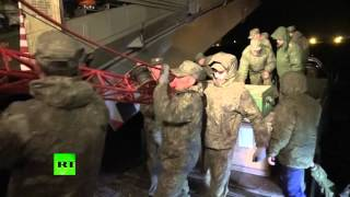 Технический персонал авиабазы Хмеймим подготовил самолеты для перелета на аэродромы базирования в РФ