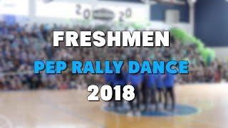 Dreyfoos Freshmen Pep Rally Dance 2018 | Valerie Betts