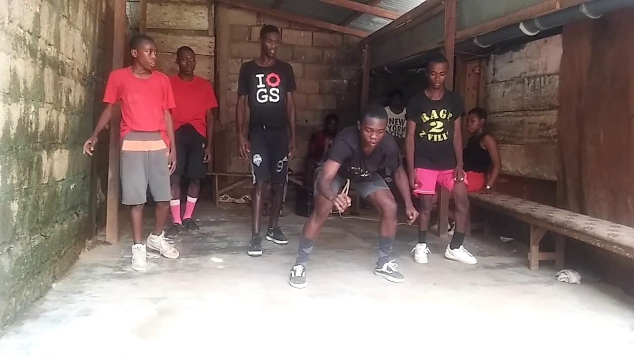 Safarel obiang goumouli