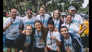Run to Bless Israel—Jerusalem Marathon 2020