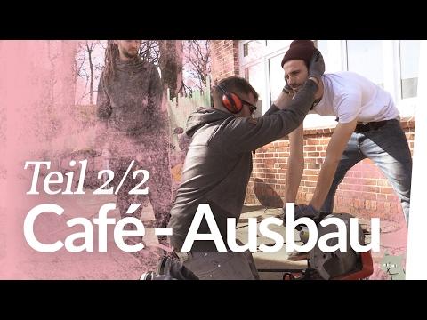 Kaffee ist (jetzt wirklich fast) fertig! – Café-Ausbau Teil 2 | Kliemannsland