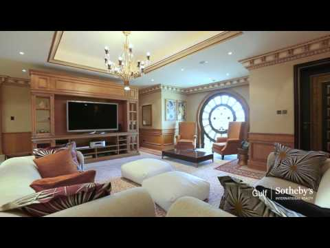 Magnificent Villa in Emirates Hills, Dubai, UAE | Gulf Sotheby's International Realty