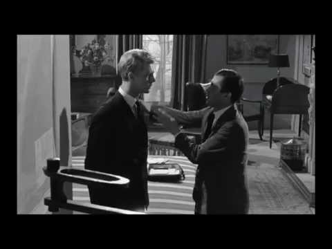THE SERVANT de Joseph Losey - Official Trailer - 1963