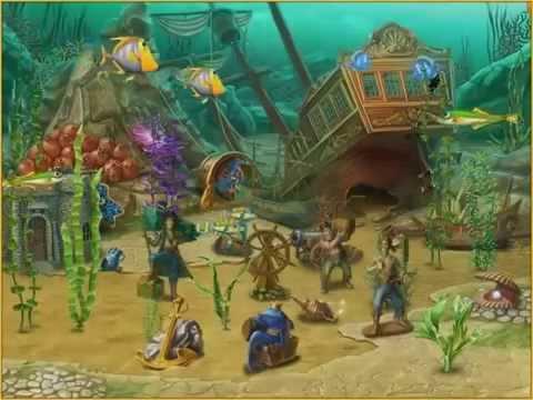 Fishdom H2O: Hidden Odyssey - Download Free At GameTop.com