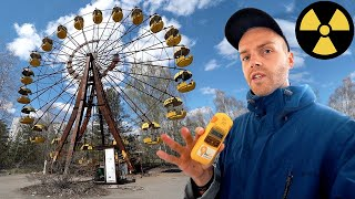 Inside Chernobyl Exclusion Zone 2021 ☢️ (In-depth in Red-Zone)