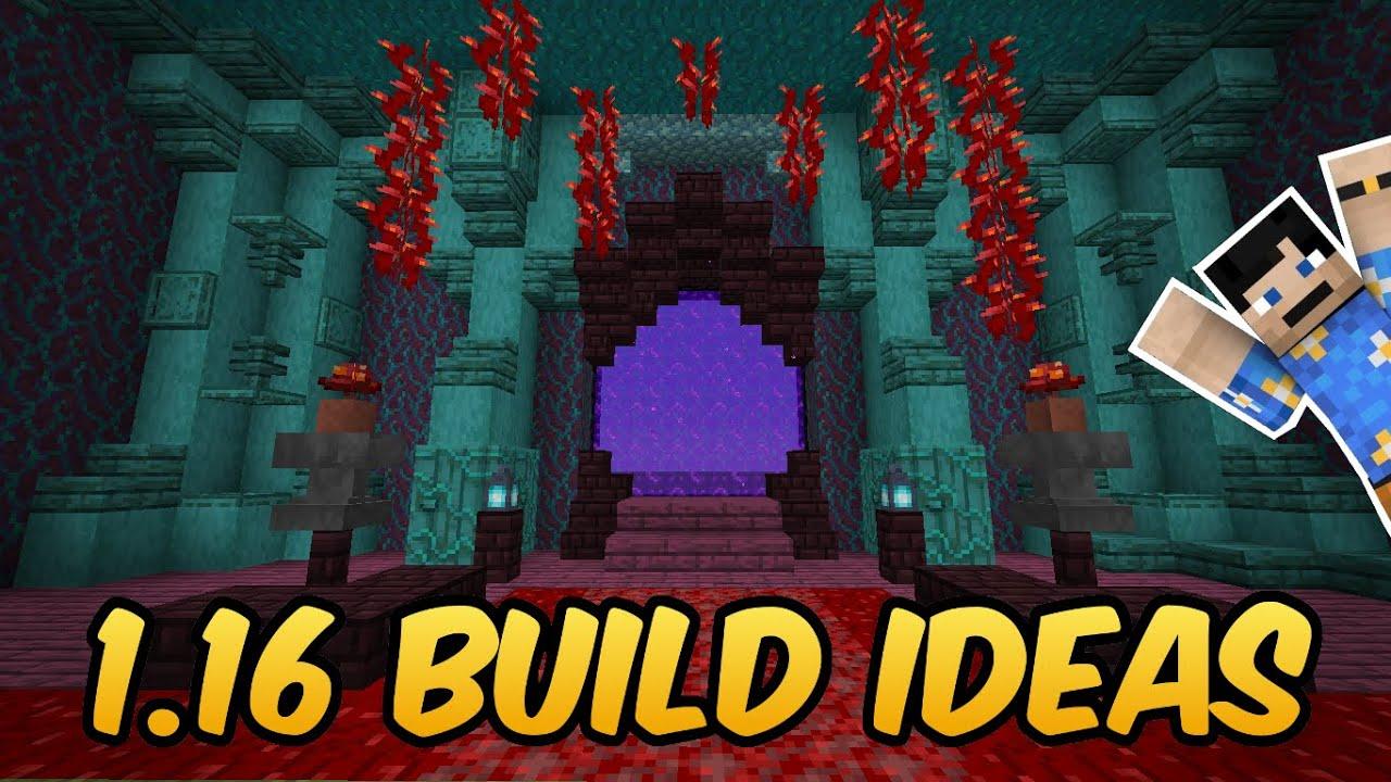 11.111 Nether Build Ideas & Tips