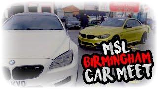 Video 2017 BIRMINGHAM CAR MEET AT MSL PERFORMANCE! (LOUD) download MP3, 3GP, MP4, WEBM, AVI, FLV April 2018