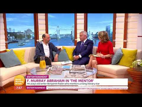 F. Murray Abraham Talks 'The Mentor' | Good Morning Britain