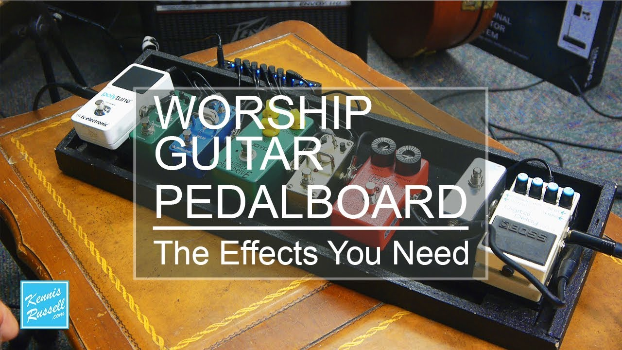 electric guitar for worhsip essential pedals you need youtube. Black Bedroom Furniture Sets. Home Design Ideas