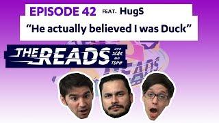 Whos Akagi  The Reads Episode 42 ft HugS